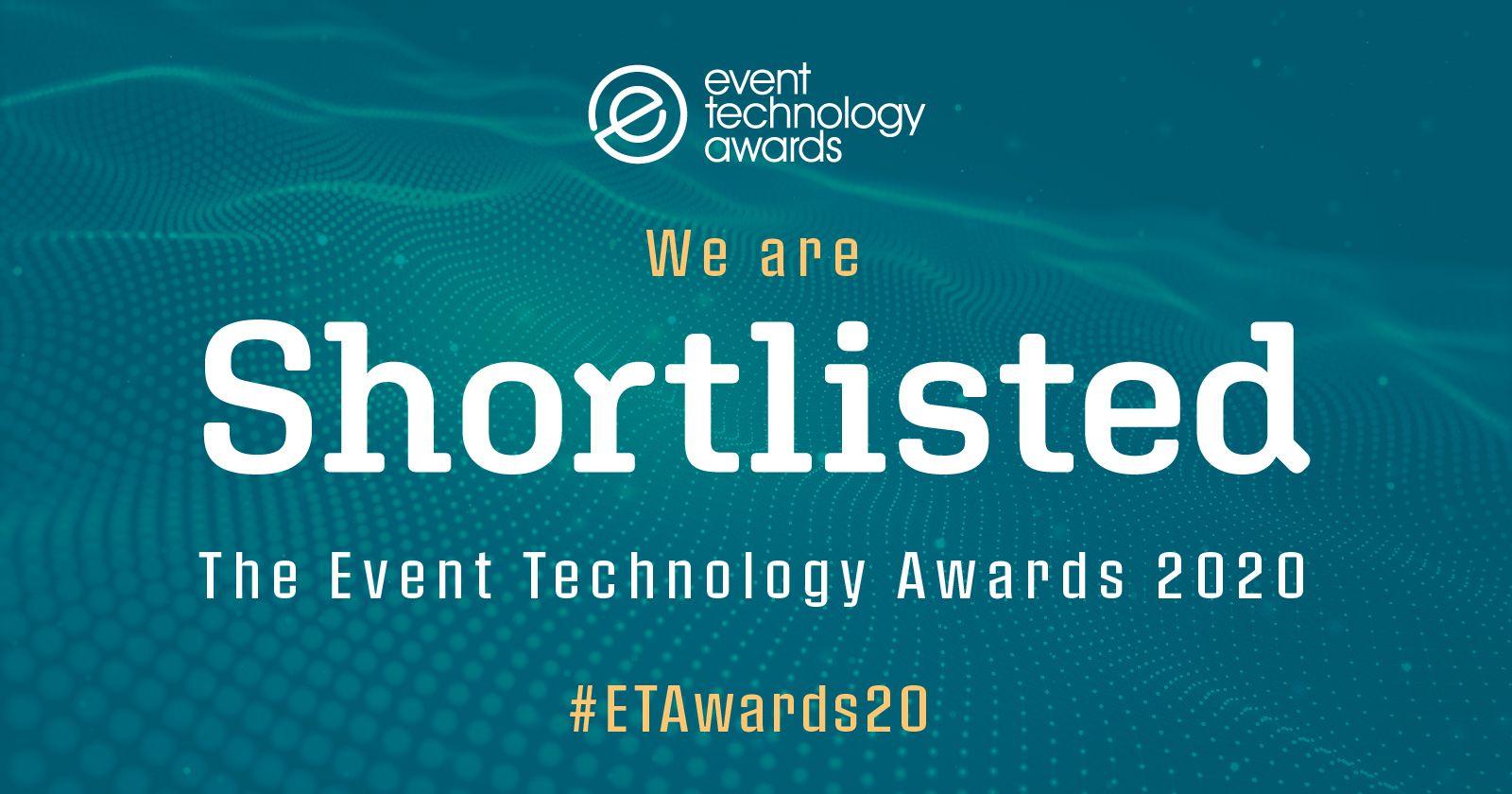 Event Technology Awards 2020